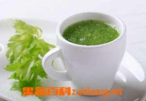白醋加冬瓜汁的作用和功效